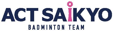 ACT SAIKYO BADMINTON TEAM